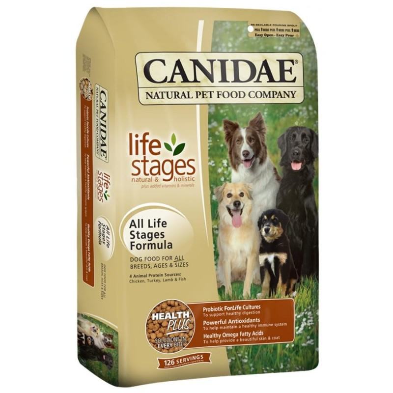 CANIDAE All Life Stages 全犬期全面護理配方乾狗糧