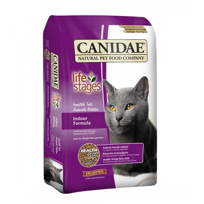 CANIDAE 室內貓配方乾貓糧