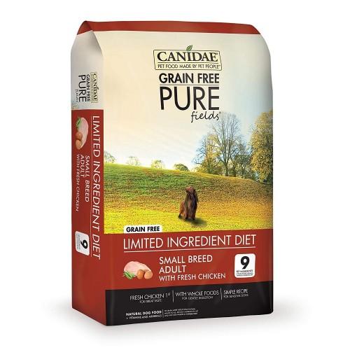 CANIDAE PURE Fields 無穀物小型犬配方乾狗糧
