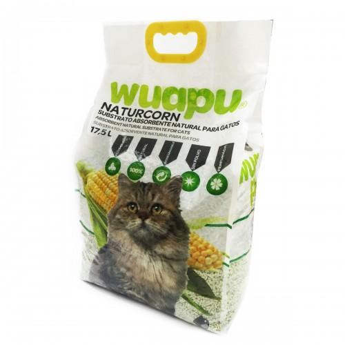 WUAPU 西班牙粟米貓砂 (17.5L)