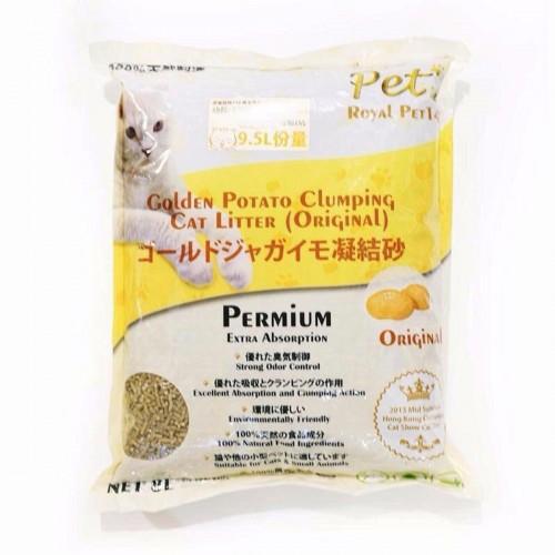 ROYAL PET 148 黃金馬鈴薯貓砂 原味 8L