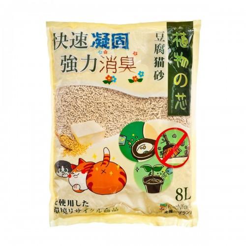 植物之芯豆腐貓砂 (8L)