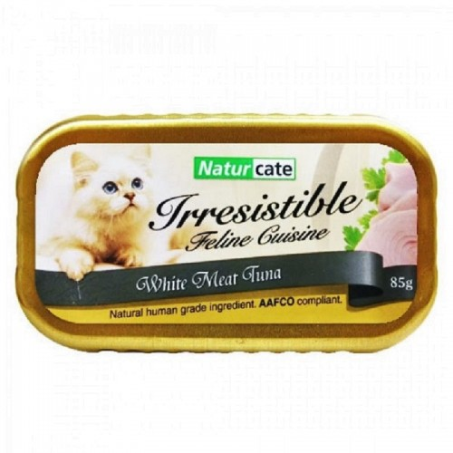 NATURCATE 白肉吞拿魚 濕貓濕糧