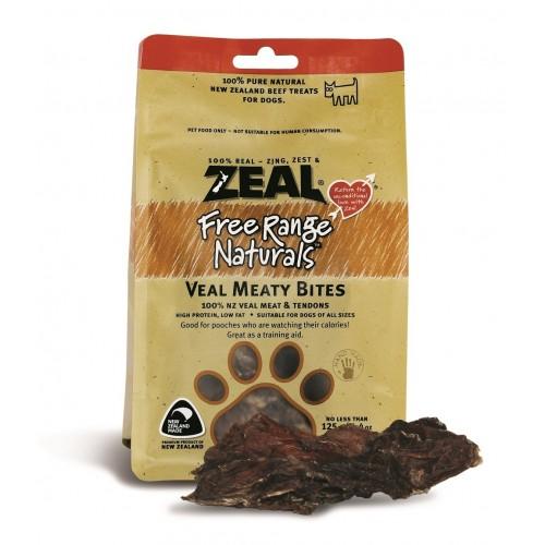 ZEAL 紐西蘭牛仔柳粒 Veal Meaty Bites