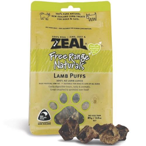ZEAL 紐西蘭羊肺粒 Lamb Puffs