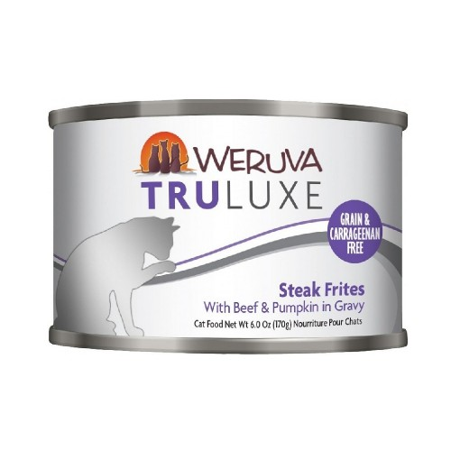 WERUVA 尊貴系列 牛肉南瓜 (紫色)貓罐頭