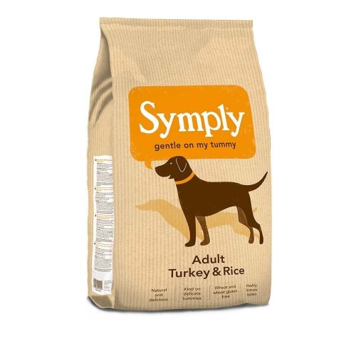 SYMPLY 鮮品 火雞稻米配方 成犬乾糧