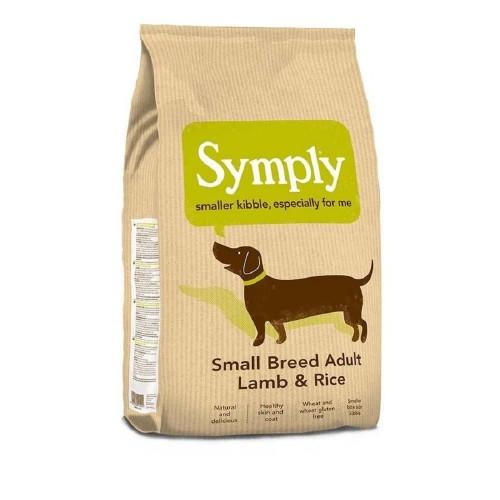 SYMPLY 鮮品 羊肉稻米配方 小型成犬乾糧