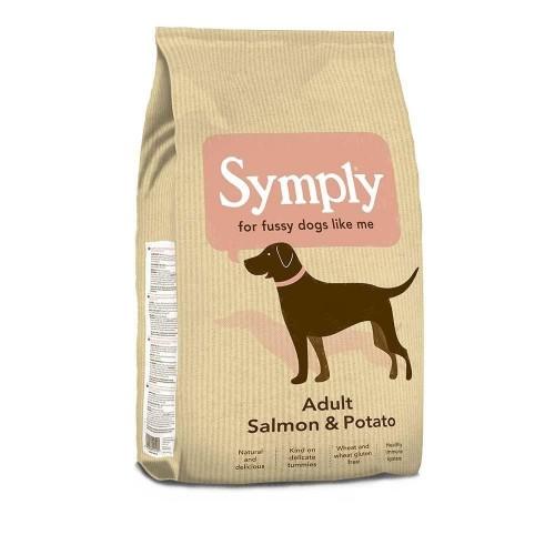 SYMPLY 鮮品 三文魚馬鈴薯配方 成犬乾糧