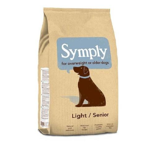 SYMPLY 鮮品 老犬,體重控制配方 成犬乾糧
