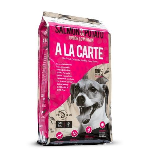 A LA CARTE 三文魚低敏配方乾全犬糧
