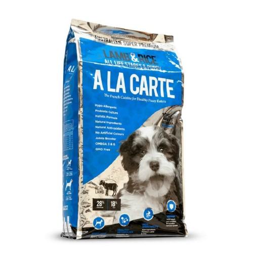 A LA CARTE 羊肉低敏配方乾全犬及幼犬糧