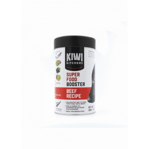 KIWI KITCHENS 凍乾肉營養粉(關節/皮膚)牛肉