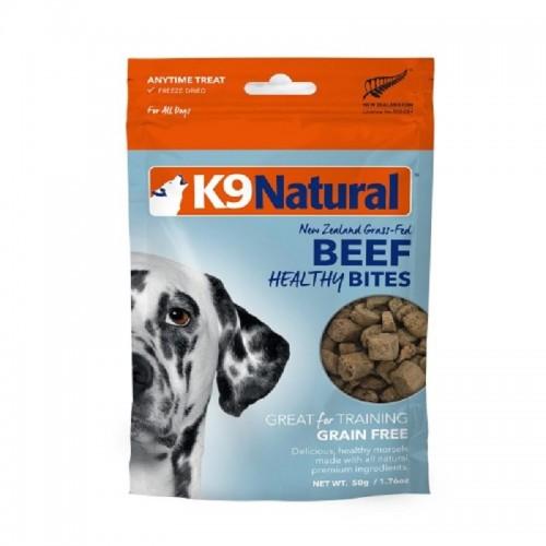 K9 NATURAL 凍乾牛肉健康狗狗零食
