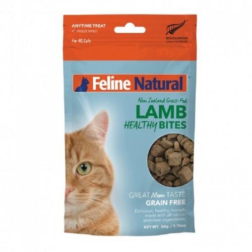 FELINE NATURAL 凍乾羊肉健康貓貓零食