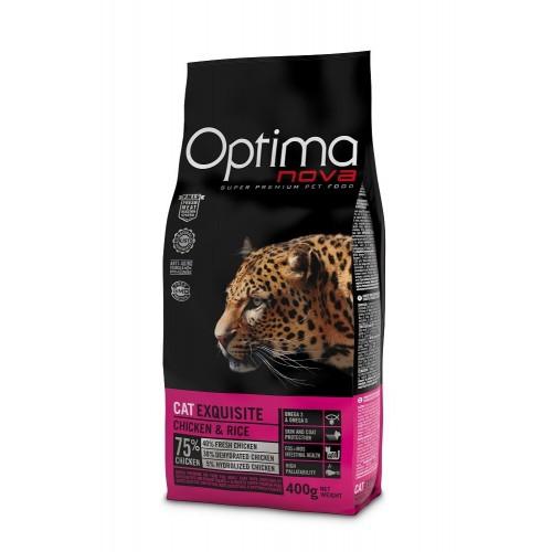 OPTIMA NOVA 金錢豹最挑剔配方乾貓糧