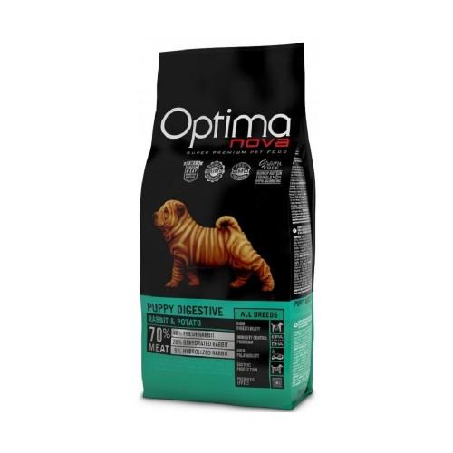 OPTIMA NOVA 無穀物幼犬低脂鮮肉配方乾狗糧