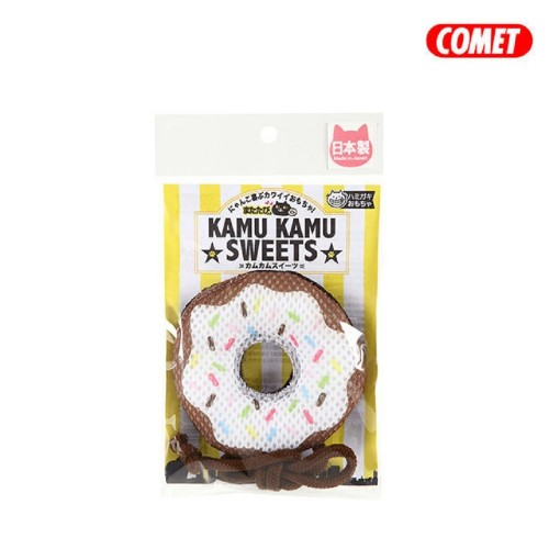 COMET 木天蓼潔牙玩具 - 甜甜圈 (冬甩)