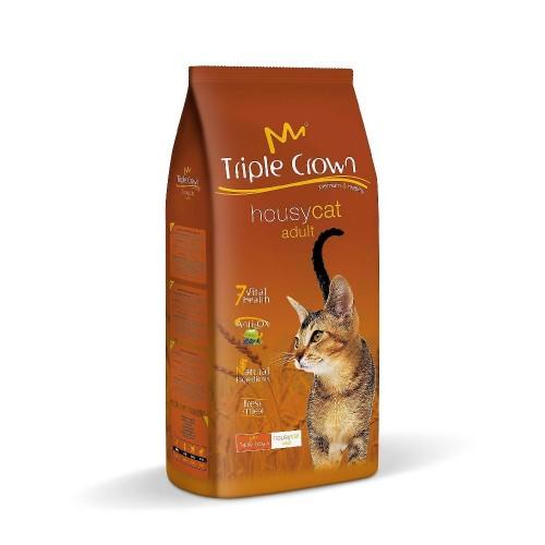TRIPLE CROWN 三冠 美瞳潔齒天然配方 成貓乾貓糧