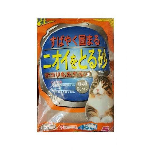 PERCY 寶獅 幼粒檸檬味 礦物貓砂 5公升/L