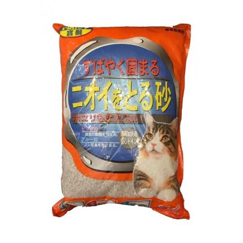 PERCY 寶獅 粗條茉莉味 礦物貓砂 5公升/L
