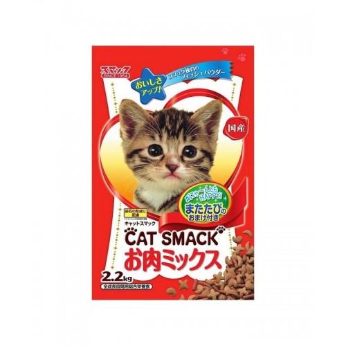 日の味 CAT SMACK 鮮肉併盤 泌尿護理乾貓糧