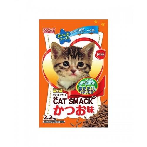 日の味 CAT SMACK 鰹魚味 泌尿護理乾貓糧