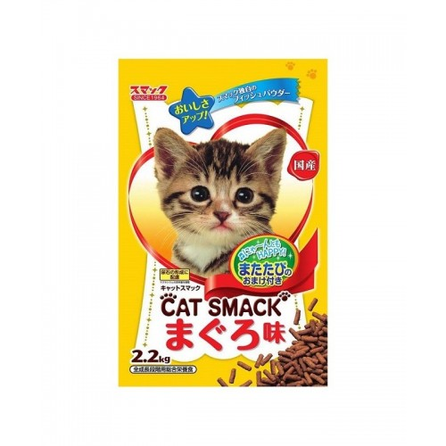 日の味 CAT SMACK 吞拿魚味 泌尿護理乾貓糧