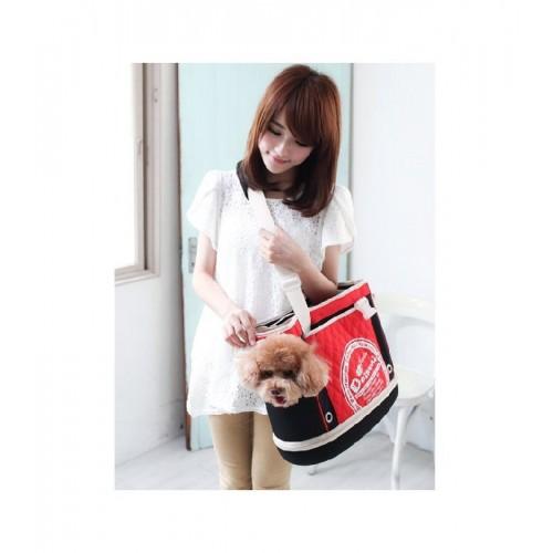 DAISUKI 經典肩背寵物袋 CS01系列