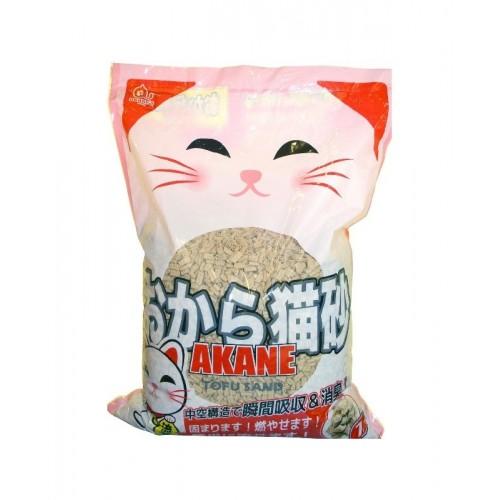 AKANE 黑豆雙通 日本豆腐貓砂 7L