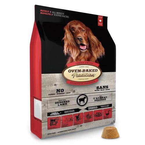 OVEN-BAKED 奧雲寶成犬糧 紐西蘭羊肉配方乾狗糧 大粒裝