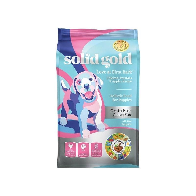SOLID GOLD 素力高 無穀物(幼犬)乾狗糧