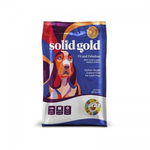 SOLID GOLD 素力高 (鱈魚低卡)乾狗糧 4Lb/24Lb