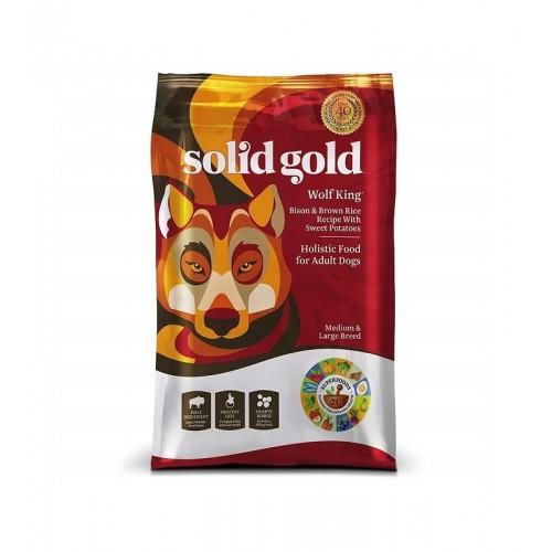 SOLID GOLD 素力高 中大型成犬乾狗糧 24Lb