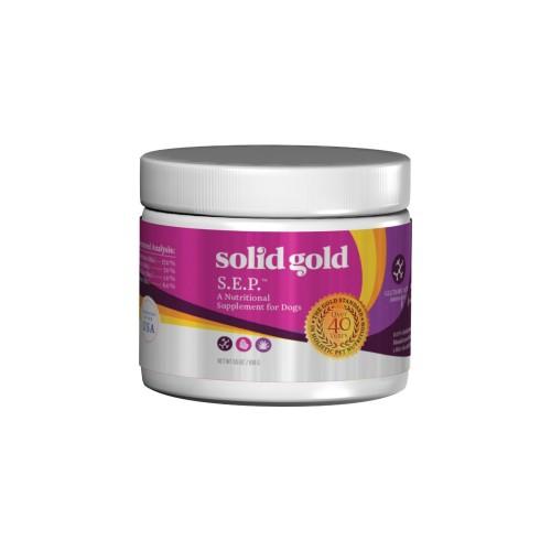 SOLID GOLD 素力高 停吃便粉劑(犬用) 3.5oz