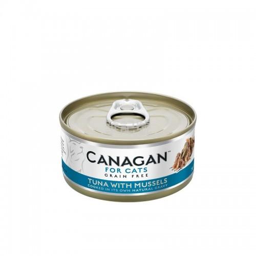 CANAGAN 原之選 吞拿魚青口配方貓罐頭