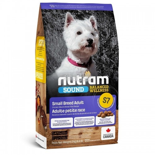 NUTRAM - S7 小型成犬糧