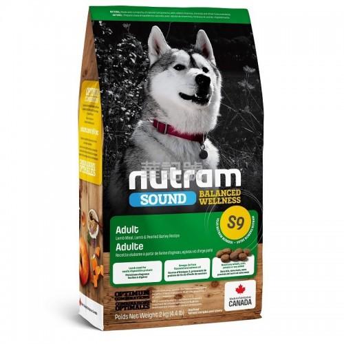 NUTRAM - S9 羊肉成犬糧