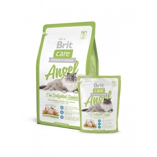 BRIT Care Angel 老貓配方 雞肉飯乾貓糧